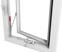 SafeGard™ - Window Opening Control Device by Truth Hardware